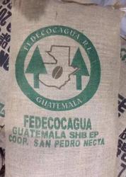 危地马拉 圣佩德罗内卡塔 进口咖啡生豆 整包未筛