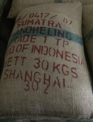 印尼 EKA NUSA 曼特宁 进口咖啡生豆 整包未筛