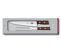 紫檀木切肉刀套装