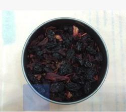 香草丽人蓝莓果茶(水果茶/果粒茶)