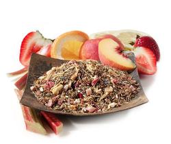 提供优特级欧式果粒茶(花果茶)水果茶列加工服务