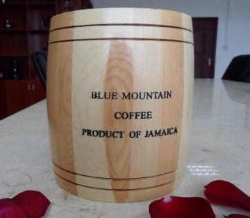 咖啡专用木桶