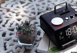 C12pro蓝牙充电闹钟音箱