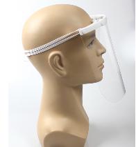 美得利厨房做饭炒菜防油烟炒菜防油溅面罩 双面防雾 防油面罩口罩