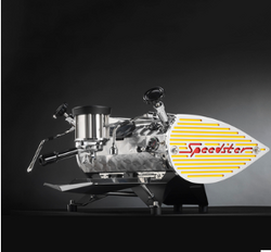 荷兰KEES Speedster半自动手工单头意式咖啡机商用 明谦原装进口