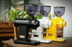 咖啡分子精品咖啡豆磨豆机国产半磅量小鬼齒刀盤磨豆机