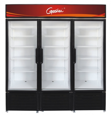 LS1580P3F三门风冷展示柜