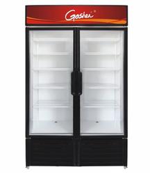 LS1080P2F双门风冷展示柜