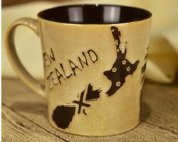 新西兰国旗马克杯
