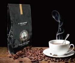 杜佰瑞深度烘焙咖啡豆