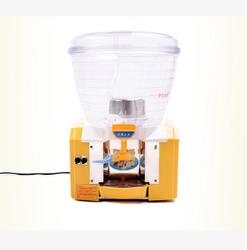 大圆缸冷饮机商用酸梅汤机器喷淋冷热双温果汁机奶茶机豆浆机