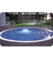 不锈钢池体