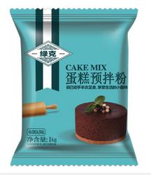 蛋糕预拌粉-布朗尼味