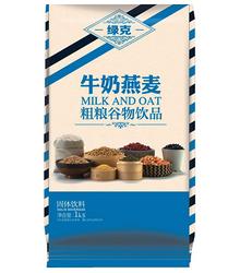 牛奶燕麦固体饮料