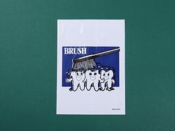 塑料牙刷袋