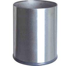 LJT085 拉丝不锈钢垃圾桶
