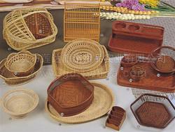 竹、藤编制品