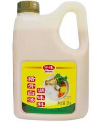 仟味猪骨白汤2KG猪骨汤火锅骨汤底粉面日式豚骨拉面汤底调味品