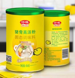仟味猪骨高汤454g筒骨粉原味汤粉火锅猪骨汤底调味料厂家直销