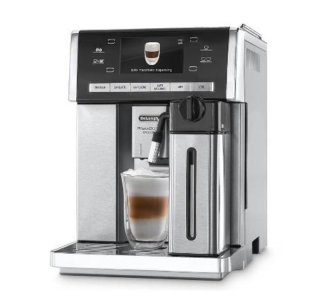 全自动咖啡机图片