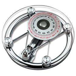 150公斤玻璃机械人体秤(星级酒店)