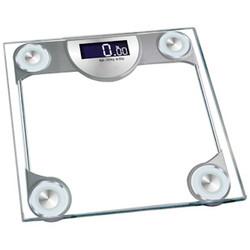 200公斤透明玻璃方形电子人体秤