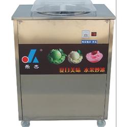 乐杰大功率LJZ-200-1单锅自动炒冰机