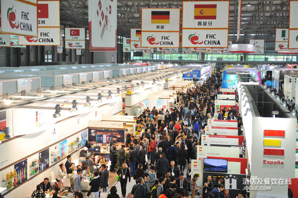 FHC China,进口食品展会,全球食品供应商云集上海