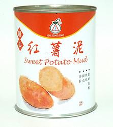 罐头-红薯泥