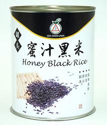 罐头-蜜汁黑米