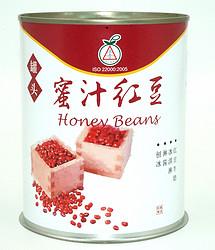 罐头-蜜汁红豆
