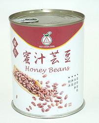 罐头-蜜汁芸豆