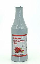 果汁糖浆-蔓越莓果酱