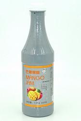 果汁糖浆-芒果果酱