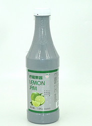 果汁糖浆-柠檬果酱