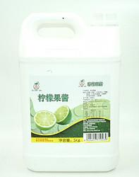 果汁糖浆-柠檬果酱5KG