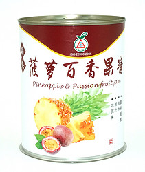 蜜汁颗粒-菠萝百香