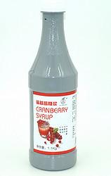 糖浆-蔓越莓糖浆