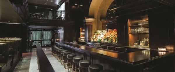 酒吧,World's 50 Best Bars,2017全球50佳酒吧,鸡尾酒吧,American Bar,Speak Low,伦敦 American Bar 荣膺全球最佳酒吧称号 上海 Speak Low 跻身2017全球50佳酒吧前十