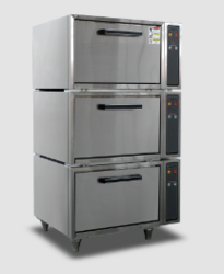 三层电热煮饭机