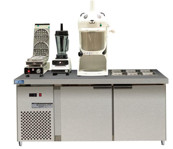 工作台式制冰机