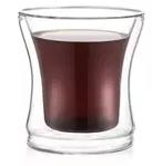 双层玻璃咖啡杯