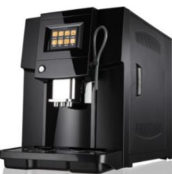 触屏全自动咖啡机
