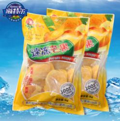 速冻冷冻芒果块