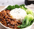 台湾香菇卤肉