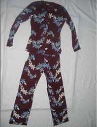 女式纯棉睡衣