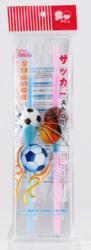 足球运动吸管