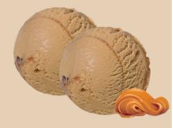 焦糖奶油冰激凌