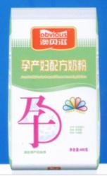 孕产妇配方奶粉