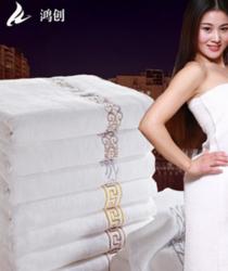 酒店宾馆白色加大加厚裹胸男女毛巾